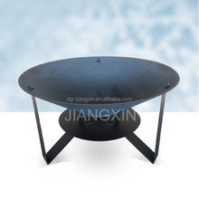 Outdoor Tripod wood-burning Cast Iron Fire Pit