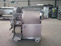 golden supply shrimp peeling machine for sale / shrimp shell separating machine / lobster peeling machine