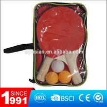 Good quality cheap table tennis bat / racket