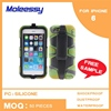 2015 popular silicon camera case for iphone 6 6g