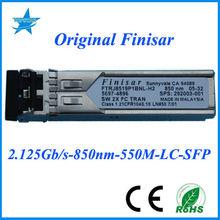 SFP FTRJ8519P1BNL-H2 Finisar 850nm 2.125G 550M fiber optic curtain