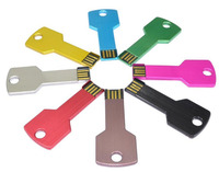 key shape mini USB flash disk made in China factory