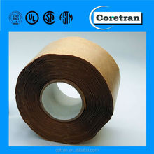China supplier high quality PVC backing and high viscosity butyl duct tape