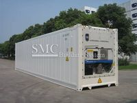 20 feet refrigerated container