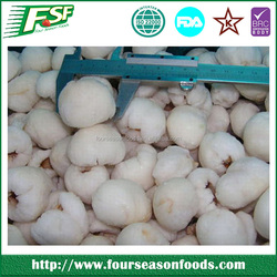 Hot sale top quality best price unpeeled frozen lychee fruit
