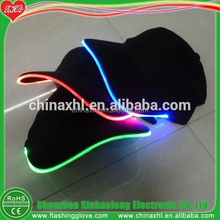 Good Quality Chirstmas LED Headwear LED Flashing Cap / Hats