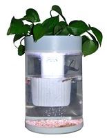 High quality acrylic LED light fish tank