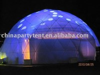 10m New Style Wedding Party Tent with Air Conditioner and Chairs