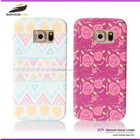 [Somostel] C&T Hybrid Colorful Pattern Hard Soft TPU Back Case Cover for Samsung Galaxy J2