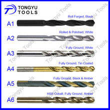 High Quality DIN 338 HSS Drill Bits