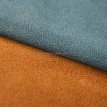 micro suede fabric /warp knitted fabric for clothing