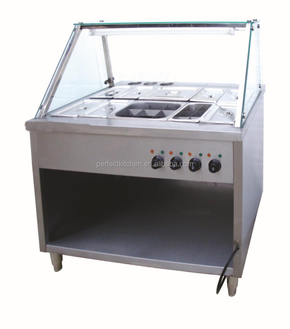 6 pan buffet hot bain marie restaurant equipment bain marie autres fournitures restauration. Black Bedroom Furniture Sets. Home Design Ideas