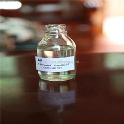 Chlorinated Paraffin 52% Wax PVC Plasticizer Supplier DOP Substitution
