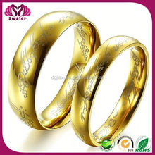 Low MOQ Gracious Ring King And Queen Ring Jewelry
