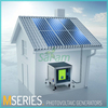 Powerful small 3kw solar generator for home