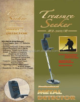 Ground Balance / Discrimination. Ground searching gold metal detector treasure locators for mine detection and relics seek