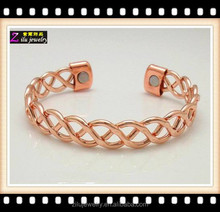 Wholesale high quality adjustable solid magnetic bracelets for rheumatoid arthritis with magnets good price