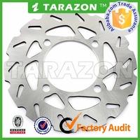 180mm four wheeler front brake disc for HONDA TRX 500/680 Fourtrax Foreman Rincon