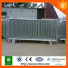 Fixed Leg Crowd Control Barrier / Bike Rack Style Steel Barrier / event fence barricade