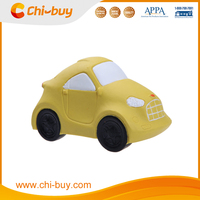 Chi-buy Yellow Cars Squeaky dog Toys Latex Cars Dog Toys Free Shipping on order 49usd