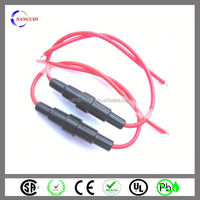 paper inserted glass tube fuse