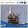 Model of drilling rig for offshore oilfield