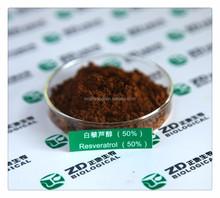 Polygonum cuspidatum root extract resveratrol,Resveratrol 98%,Resveratrol