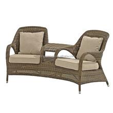 New style wicker ratan outdoor garden chair (DA1043)