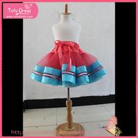 Ballet tutu skirt, hot girls short skirts, baby girl skirt in red and blue color