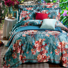 hot sale wedding bedsheet with low price and high quality