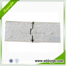 90mm thickness fast installation Eco-friendly lightweight fireproof CE approved High Quality Fireproof Wall Panels