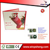 Custom Special Shape Recordable Animal Sound Module And Music Chip