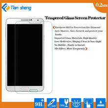 0.33mm 9H Screen Protector for Samsung galaxy, Tempered Glass for lenovo,for htc one x screen film