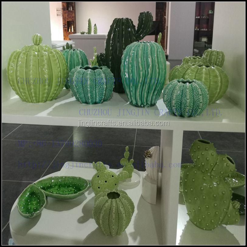 cactus green glazed ceramic vase.jpg