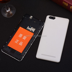 """5.5"""" touch screen super slim and light mobile phone 3g dual sim"""