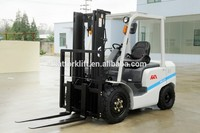 Nissan parts used for 2ton gasoline forklift truck with CE certification,mini truck for sale