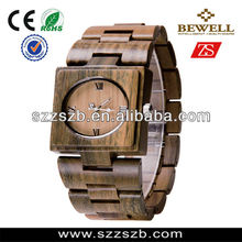 fitness band Charming and new design Natural Wooden Wrist Watches unisex
