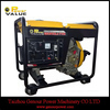 New Technology Generator 5.0KW Diesel Generator Low noise and Small Vibration Diesel Generator Parts ZH5500DG