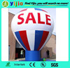 Advertising inflatable hot air balloon price
