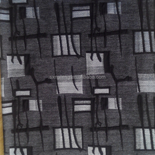 jacquard elastic fabric for knitting patterns sweater coat