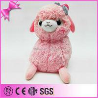 Wholesale High Quality Soft Plush Lovely Lying Sheep Toy