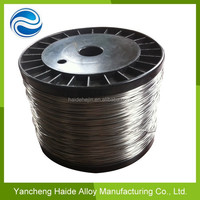 high purity pure Ni200 nickel wire 0.025mm