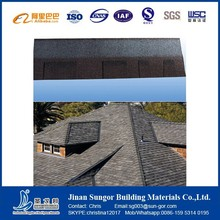 Africa Hot Sell Construction Material Fish-Scale Asphalt Shingle
