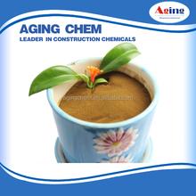 Sodium Lignosulphonate Best Selling Chemicals Concrete Coloring Agents SLS MSDS COA