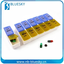 Proper price top quality 30 day pill box for pill