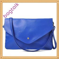 Oversized Simple Envelope Clutch Bag