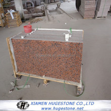 G562 maple red granite tiles/slabs/cubestone/block