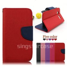 for BlackBerry Q30 case cover, wallet leather mobile phone case for BlackBerry Q30