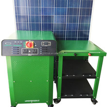 inverter, controller, PV panel, lead-acid battery, 3KW home solar power system