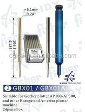 Trade assurance supplier Fisher Plotter pen PGB42BK100
